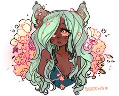 Mycena Cave commission by Costly on DeviantArt