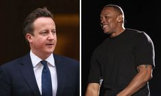 David Cameron and Dr Dre had a meeting at Downing Street apparently. I have put this article on my board mainly due to finding the wordplay in the article pretty funny. Fair play to Patrick Kingsley.