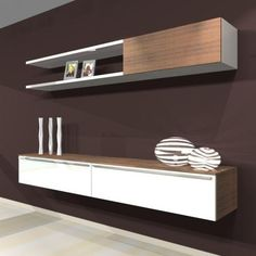 Zwevend dressoir My New Room, Floating Shelves, Sweet Home, Living Room, Console, Bedrooms, Dreams, Facebook, Furniture