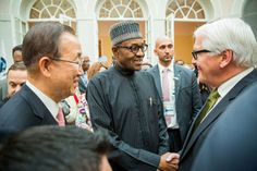 President Muhammadu Buhari on Monday in Elmau at the G7 summit, Germany,  reaffirmed his administration's total commitment to ending Boko Haram's insurgency in the shortest time possible. This is containded in a news release issued by the Senior Special Assistant, Media and Publicity to the President, Malam Garba Shehu.