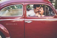 Pré Casamento - Juliana e Rafael - Buquê de AnisBuquê de Anis - Vintage - Fusca - Fusquinha