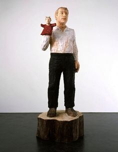 Stephen Friedman Gallery is a leading contemporary art gallery which represents over twenty five artists and Estates Sculpture Projects, Sculpture Art, Sculpture Ideas, Sherrie Levine, Art Object, Artist Art, Wood Carving, Wood Art, Character Inspiration