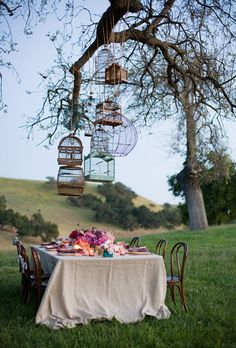 Festive Inspiration :: Outdoor Dining