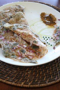 Moringa Leaves Recipes | How to make drumstick leaves dosa | murungai keerai…