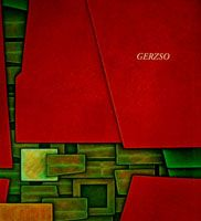 Gunther Gerzso [Mexican Abstract Painter, 1915-2000]