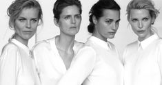 Giorgio Armani - New Normal - 2016 S/S Campaign.Over the years, the collaboration between Giorgio Armani and Peter Lindbergh has produced a series of timeless images, which have entered the general collective imagination for their introspective intensity and subtle, film-like allure. This new collaboration renews a partnership based on a strong aesthetic affinity and a shared idea of classicism as a core value...H8 of 3 <3