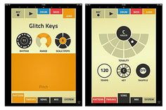 Propellerhead Figure iPhone App, make it easy to crank out music.