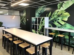 Small suites project @ Stones Corner for the Seymour Group. Here are a couple of sneak pics of the… – disguised-interpret Office Fit Out, Lunch Room, Building Companies, Good Job, Cool Things To Make, Corner, Couples, Interior, Table