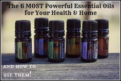 The 6 MOST Powerful Essential Oils for Your Health and Home - The Paleo Mama
