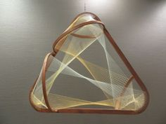 Connecting the dots between the last two installments of Math Mondays, the team got to see mathematical string art taken to a new level at this year's Bridges conference.  Here are three recent wor...