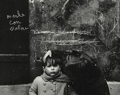 Sabine Weiss Aubervilliers - Paris 1950