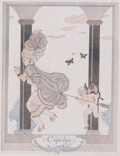 Georges Barbier: Cupidon