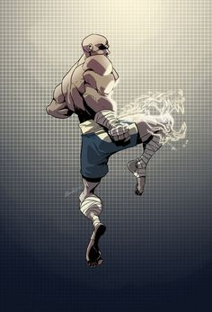 Sagat - Street Fighter - Dreviator.deviantart.com