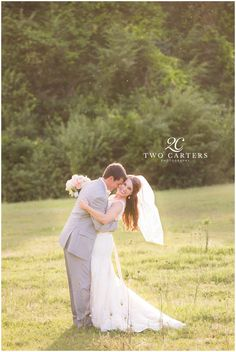 TWO CARTERS PHOTOGRAPHY romantic portraits of the bride and groom Arkansas Wedding Photographers Pratt Place Inn and Rustic Barn Wedding Fayetteville Arkansas http://twocartersphotos.com