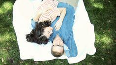 Como um relacionamento feliz realmente se parece?