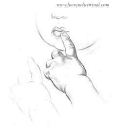 cómo dibujar las manos, dibujo de manos, dibujos de manos