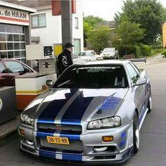 The Pagani Huayra - Super Car Center Skyline Gtr R34, Nissan Skyline, My Dream Car, Dream Cars, Nissan Gtr R34, Gtr R35, Paul Walker Tribute, Pagani Huayra, Drifting Cars
