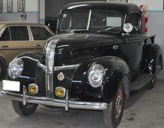 Ford Pick Up 1941. Excelente estado. Todo original.  http://www.arcar.org/autosantiguos.aspx?qmo=pick