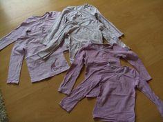 Biete hier 6 Unterhemden ( 3 x 2 gleiche) an. Die Hemden sind super erhalten und…