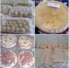 Como Congelar Pães, Bolos,Tortas e Salgados