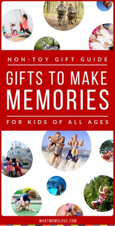 145 Non-Toy Gifts for Every Age | Toy, Birthdays and Box