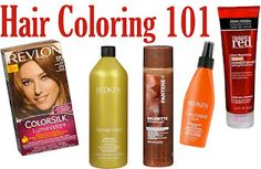 Tips for Healthy Hair Dyeing | College Gloss