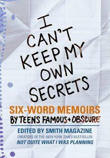 Hate talking about yourself? Cringe when you have to write a personal narrative? Try a six-word memoir. Read these real life short short stories by teens, and challenge yourself to write the most concise description of yourself that you can. (Grades 7 and up)
