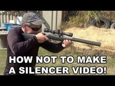Improvised Suppressors: Secrets of Silencing Firearms (Complete) - YouTube