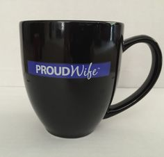Coffee Mug - for a Proud Wife of a Law Enforcement Officer