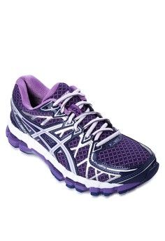 4662c4bc2fd7 Gel Kayano 20 Running Shoes from Asics in purple 1