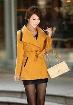 Fashion trench coat