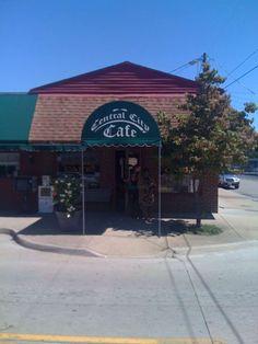 Central City Cafe...Huntington West Virginia