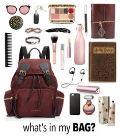 """""""Necessary Things"""" by stacy-hardy on Polyvore featuring Burberry, TokyoMilk, Maxwell Scott Bags, Paul Smith, Beats by Dr. Dre, Prada, Bormioli Rocco, Faber-Castell, Dolce&Gabbana and Too Faced Cosmetics"""