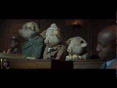 "Cannes Lion Award-Winning ""Three Little Pigs advert"""