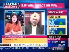 Mr. HP Singh speaks to ET NOW about impact of UP electionon MFI's, agri-...