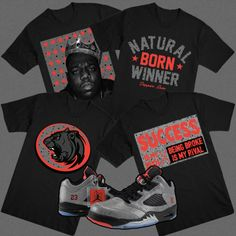 2da9830d42b62b Online tees to match your sneakers by DapperSam Clothing