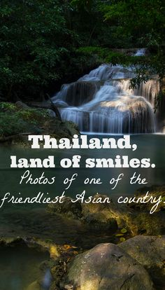 Kanchanaburi, Thailand is the home of some beautiful natural parks as well as the center of some sad histories. Discover a selection of photos of Thailand, land of smiles, from the North to the South.