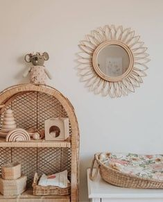 Mirror ideas for kids | Be inspired by this room for children decoration to find the perfect mirror for your kids' bedroom or playroom CIRCU.NET