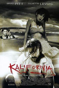 Kalifornia Movie Poster - Internet Movie Poster Awards Gallery