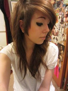 i love this so much. i wanna get my hair cut like this. seriously