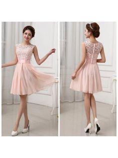 dress, lace dress, pink dress, bridesmaid dress, pink lace dress, short dress, cute dress, short lace dress, lace bridesmaid dress, lace short dress, short pink dress, pink short dress