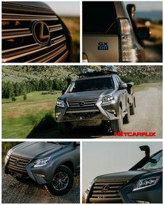 2019 Lexus GXOR Concept - HD Pictures, Videos, Specs & Information - Dailyrevs Lexus Gx 460, Car Detailing, Concept Cars, Offroad, Videos, Specs, Vehicles, Places, Pictures