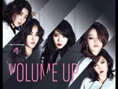4minute Volume Up-I'm OK