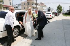 Wedding Photos: The Ceremony - Kelly in the City
