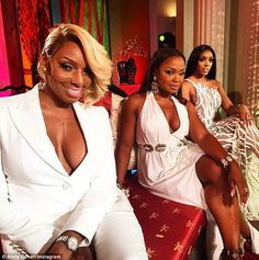 NeNe Leakes, Phaedra Parks & Porsche Williams