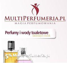 Perfumy w multiperfumeria.pl - 5% taniej z mOKAZJAMI! #zakupy #mokazje #mbank #perfumy #perfumes #zapachy #zakupy