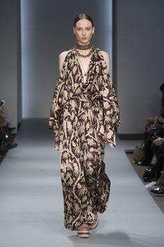 Karmic Billow Jumpsuit, Weave Oxford Platform