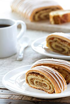 Honey Nut Rolls are filled with ground walnuts and delicious honey. A new…