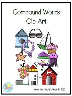 Long And Short OO Clip Art Clip Art And Phonics