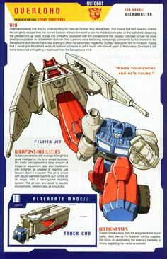 Transformers Universe - Gallery: G1 Overload